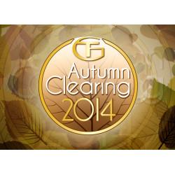 Autumn Clearing Precious 2014
