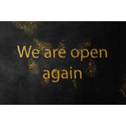 Ανοίξαμε!!!