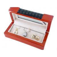 Light Luxuria Jewellery Set