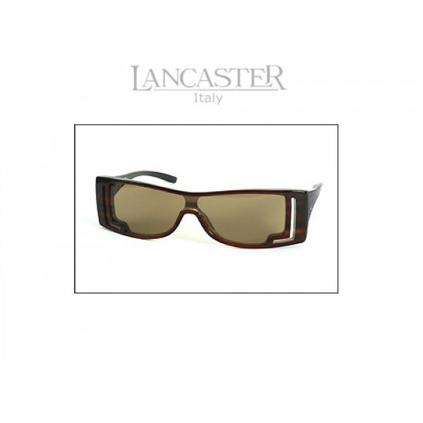 Γυαλιά Ηλίου Lancaster Καφέ Ορθογώνια