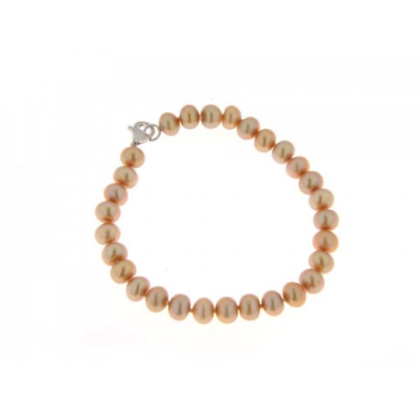 Golden Pearl Βραχιόλι
