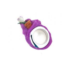 Ασημένιο Δαχτυλίδι Barbara Uderzo
