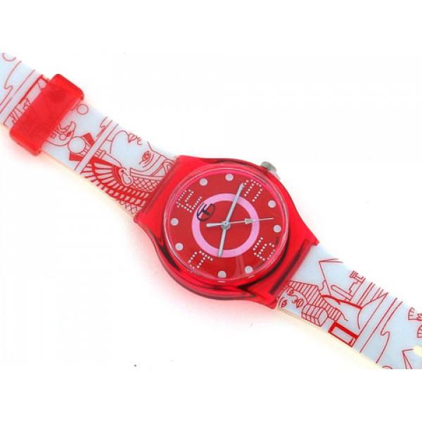 Παιδικό Ρολόι GT Kid's Collection Κόκκινο