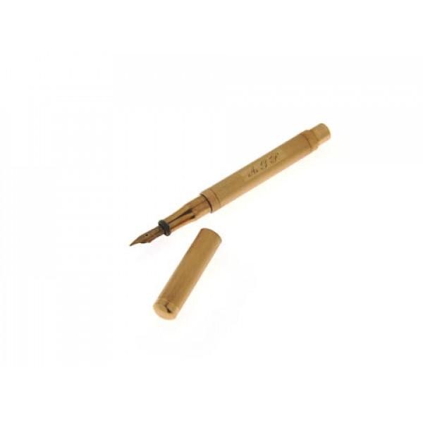 """Συλλεκτική πένα """"ONOTO"""" solid gold K9"""