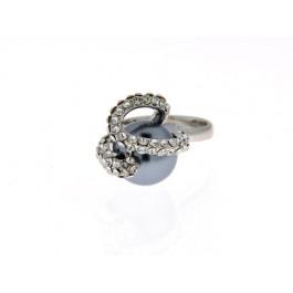 Δαχτυλίδι με Γκρι Πέρλα