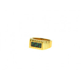 Unisex Δαχτυλίδι Σεβαλιέ