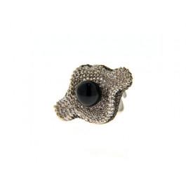 Δαχτυλίδι με Μαύρο Όνυχα