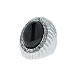 Μπομπέ Δαχτυλίδι με Μαύρο Όνυχα