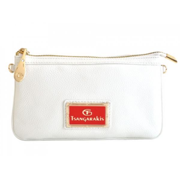 Λευκή Τσάντα GT Bags Collection