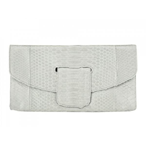 Λευκή Τσάντα Φάκελος Python Collection