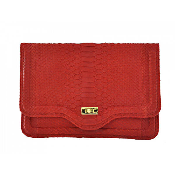 Κόκκινη Τσάντα Φάκελος Python Collection