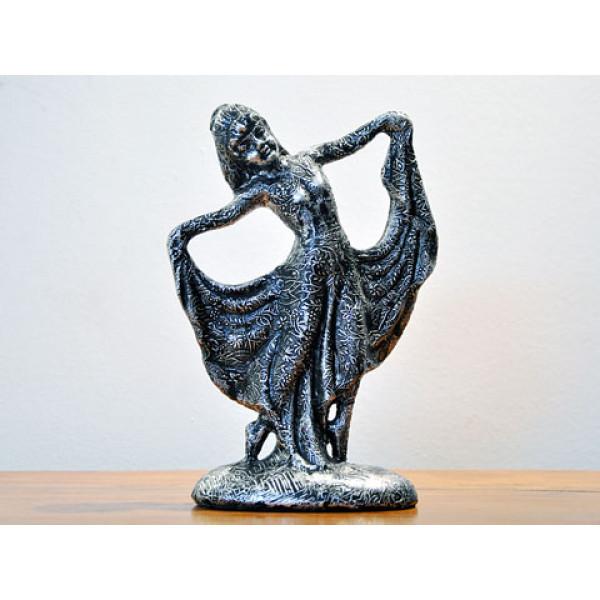 """Περσικό Αγαλματίδιο """"Κοπέλα"""""""