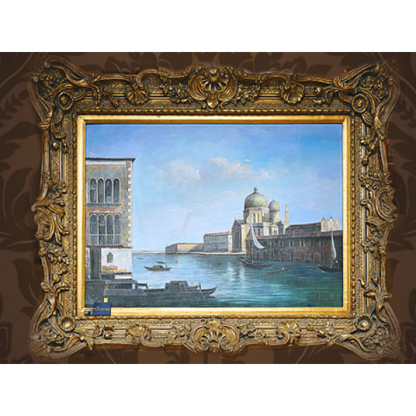 """Πίνακας """"Βενετία"""" του G. Rosselli"""