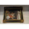 """Πίνακας """"Αρματωλοί και Κλέφτες"""" του E. Boucher"""