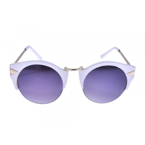 Γυναικεία Λευκά Γυαλιά Ηλίου