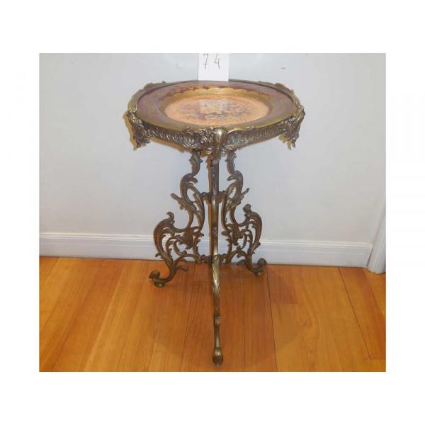 Χειροποίητο Τραπέζι Bronze Dore