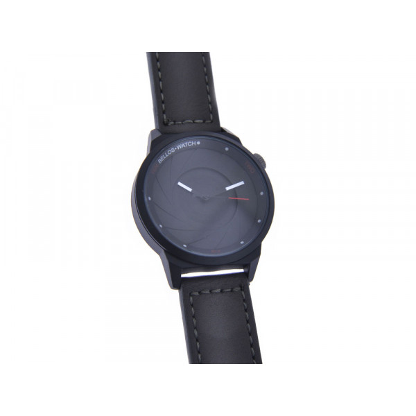 Μαύρο Ανδρικό Ρολόι Bellos