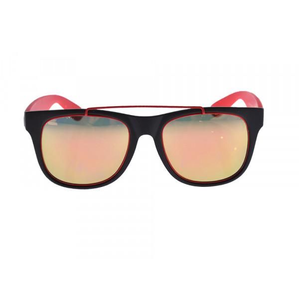Γυαλιά Ηλίου με Μάυρο/Κόκκινο Σκελετό