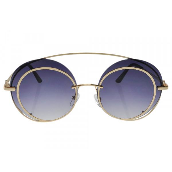 Γυαλιά Ηλίου Μεταλλικά Στρογγυλά