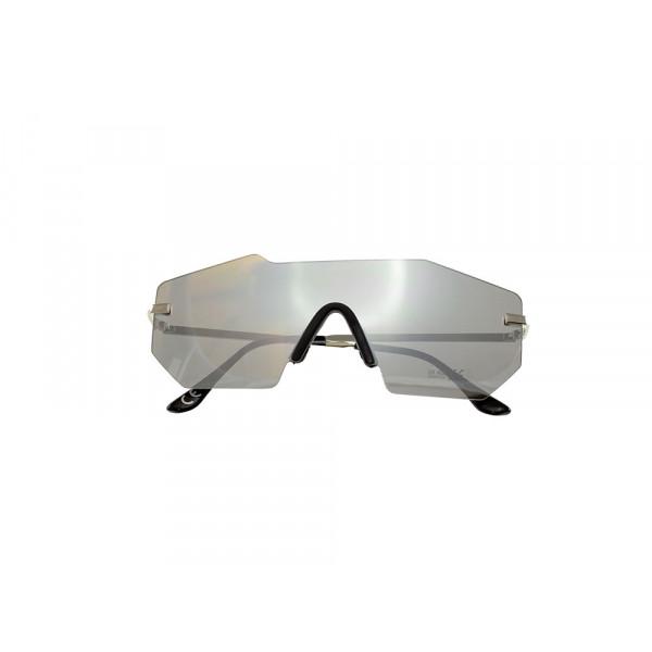 Γυαλιά Ηλίου Γκρι Μάσκα από τη συλλογή GT Diamond Clear Eyewear