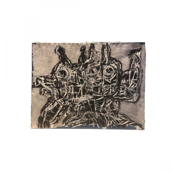 Πίνακας Ελαιογραφία με υπογραφή Gaitis