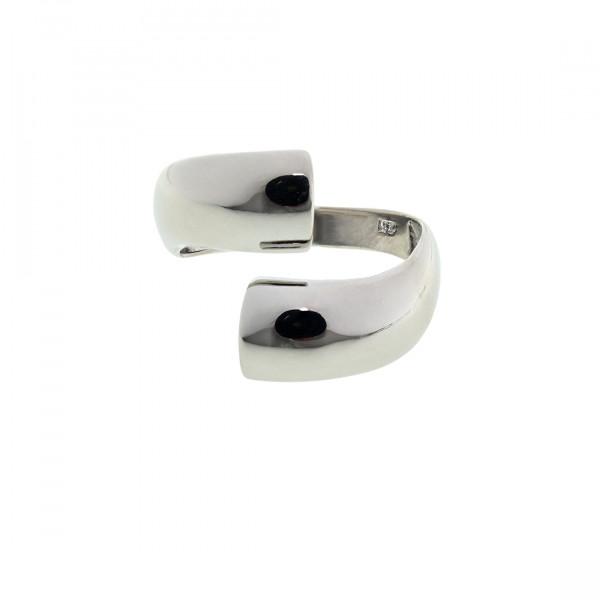 Μοντέρνο Ασημένιο Δαχτυλίδι Δαχτυλίδι