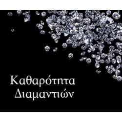 Καθαρότητα Διαμαντιών