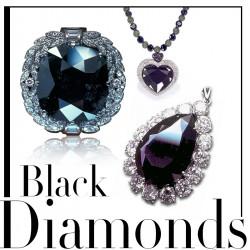 Διάσημα Μαύρα Διαμάντια