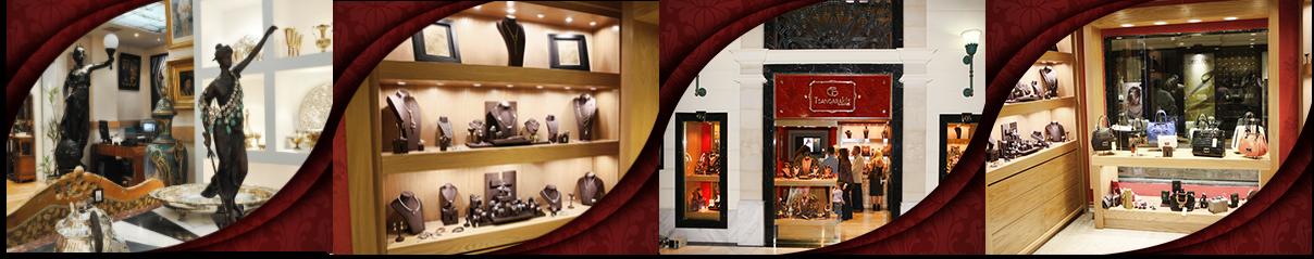 GT Galerie Tsangarakis stores