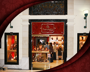 GT Tsangarakis Nicosia Store entrance