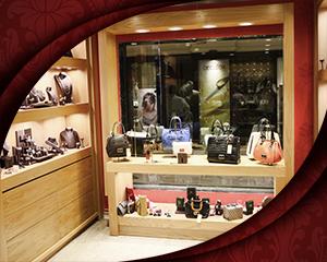 GT Tsangarakis Nicosia Store Inside