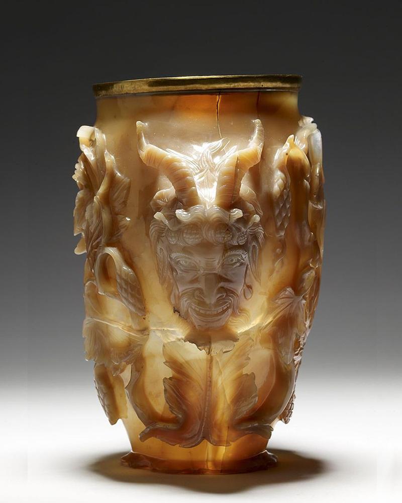 the agate Rubens vase